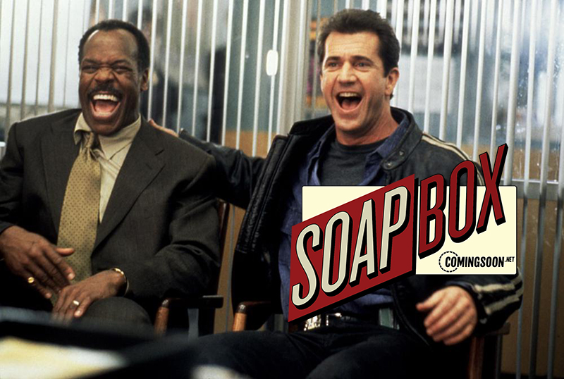 CS Soapbox: Do We Really Want Lethal Weapon 5 to Happen?