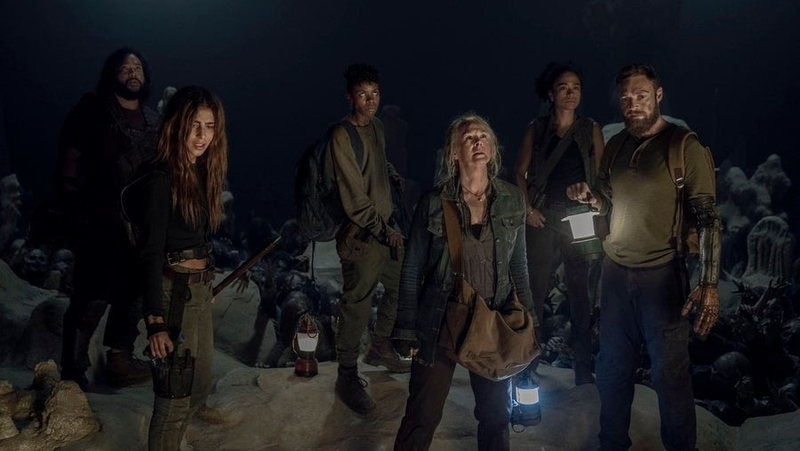 The Walking Dead Episode 10.09 Opening Minutes Released
