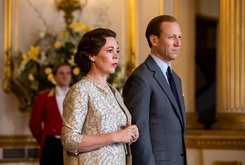 The Crown To Continue Filming Amidst Coronavirus Concerns