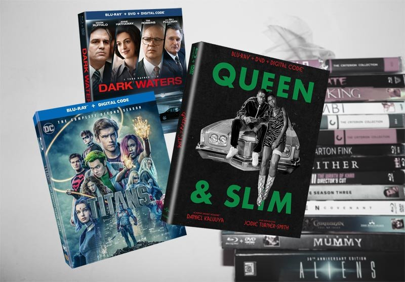 March 3 Blu-ray, Digital and DVD Releases