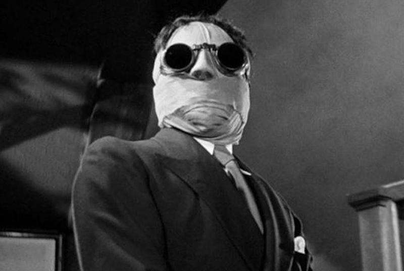 Poster For Original The Invisible Man Sells for Over $180,000 At Auction