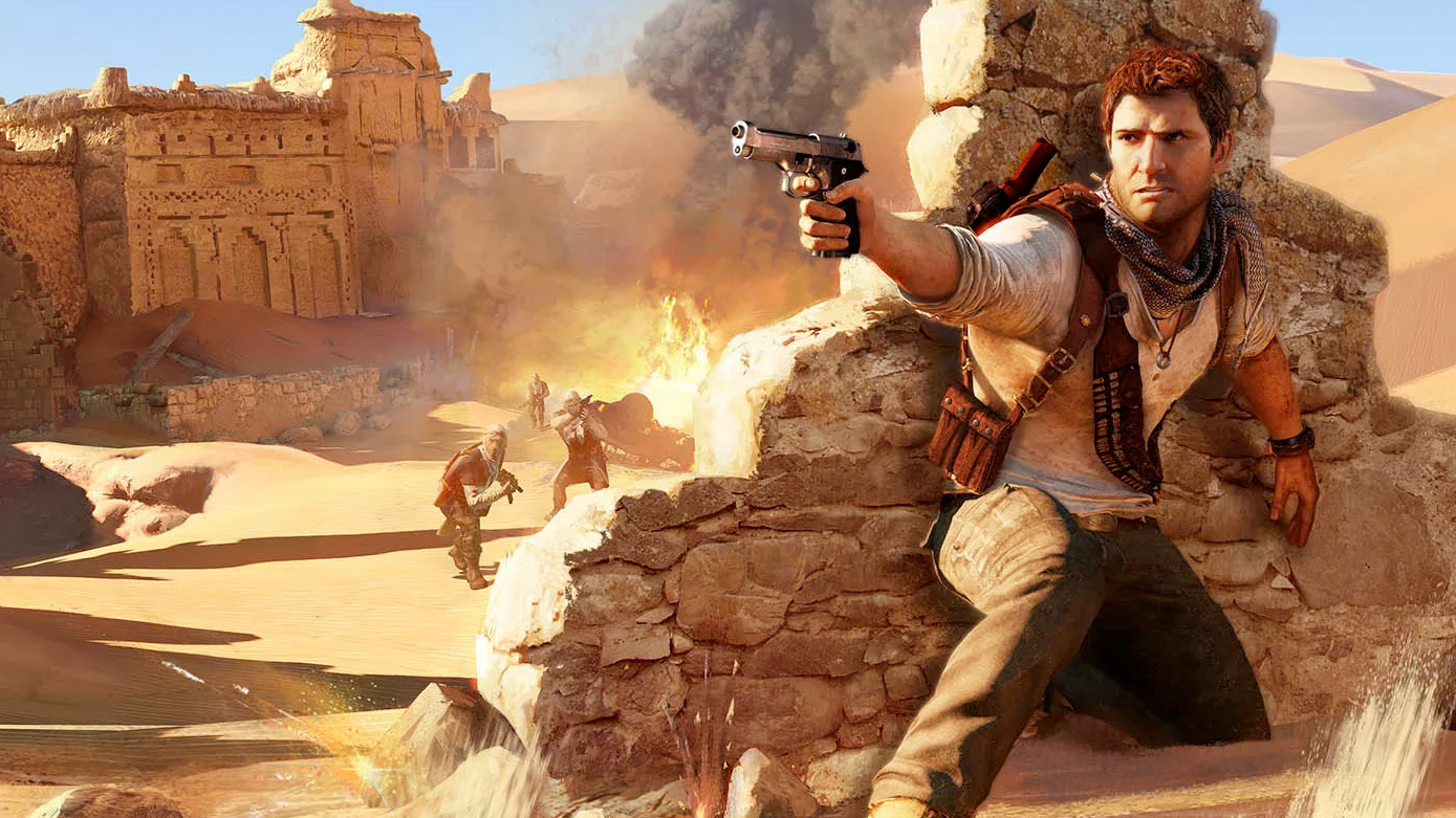 Sony's Uncharted movie gets its seventh director