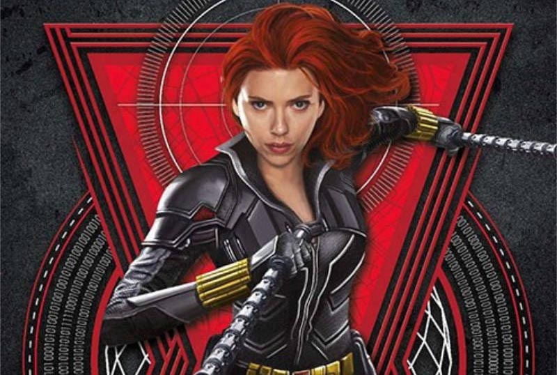 New Black Widow Promo Images & Movie Photos