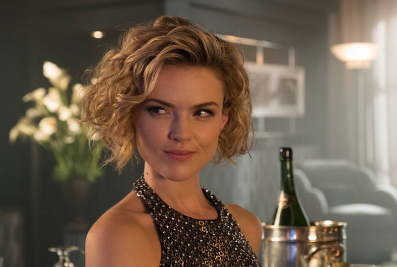 Gotham's Erin Richards Joins ABC's Dracula Pilot The Brides
