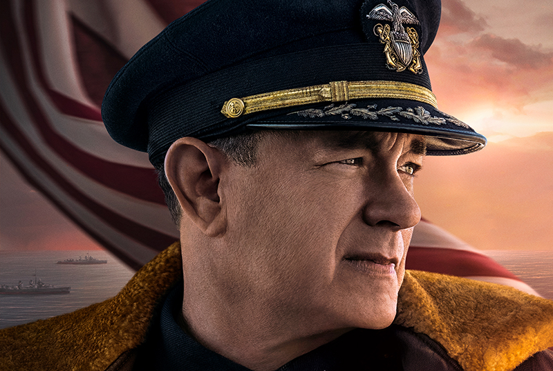 Tom Hanks Fights the Nazis in 'Greyhound' Trailer