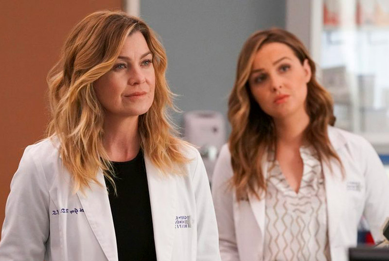 Grey's Anatomy Season 16 to End with Episode 21