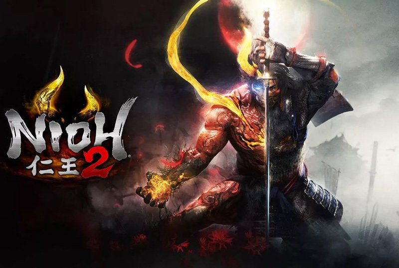 Nioh 2 Launch Trailer Unveiled