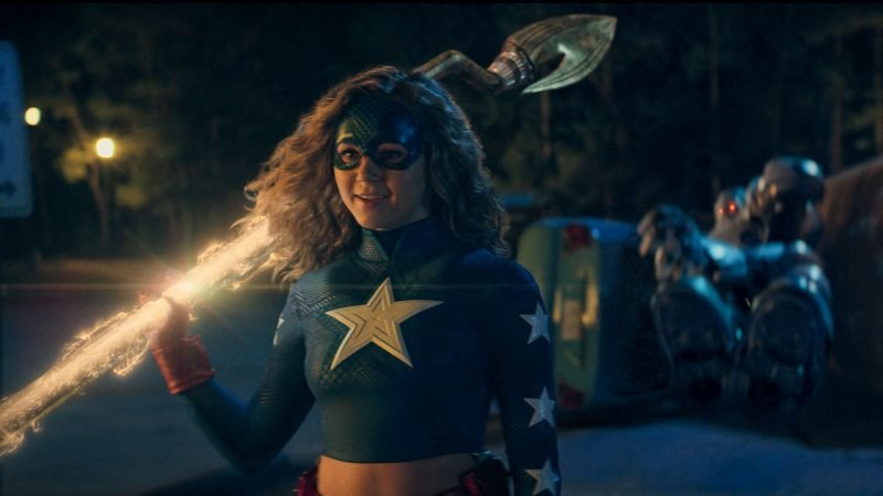 DC Universe's Stargirl Takes a Leap of Faith in New Promo