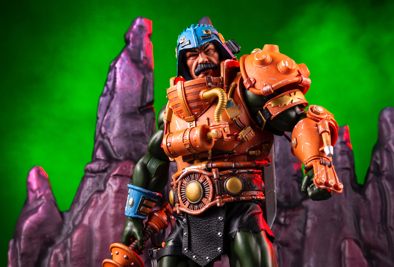 Exclusive Mondo Masters of the Universe Reveal!