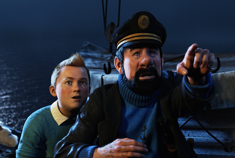 The Adventures of Tintin Video Game In Development!