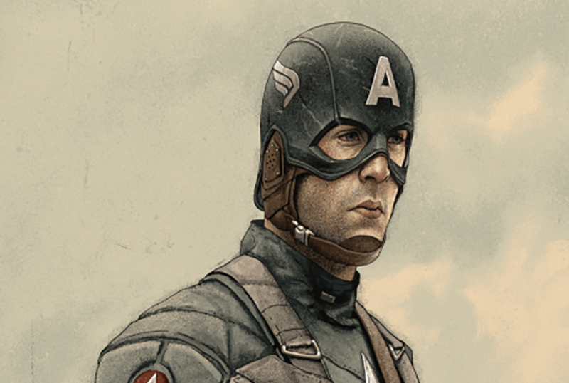 Mondo Unveils New Puzzles Including Captain America and More!