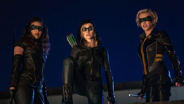 Green Arrow and the Canaries Producer Doesn't Know If the Series Will Happen