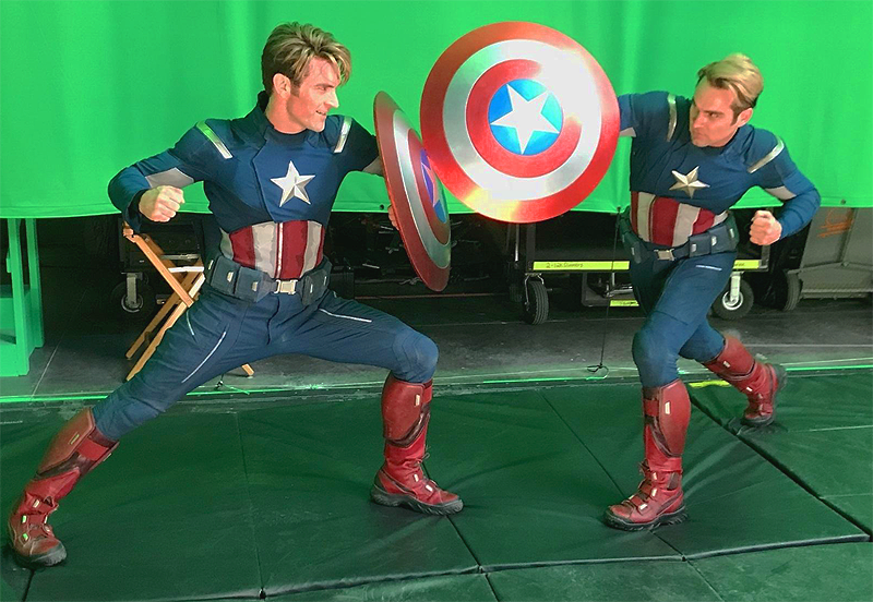 Exclusive: Sam Hargrave Reveals His 5 Best Marvel Stunts