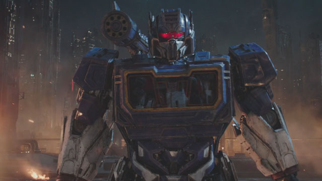 Transformers Cybertron Animated Movie Focuses On Optimus Prime and Megatron