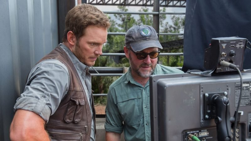 Colin Trevorrow Continues Work on Jurassic World: Dominion in New Image