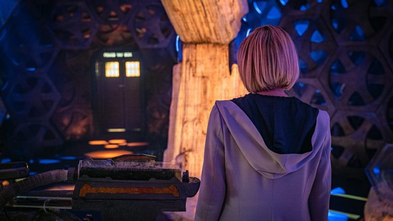 Steven Moffat Returns for a New Doctor Who Story