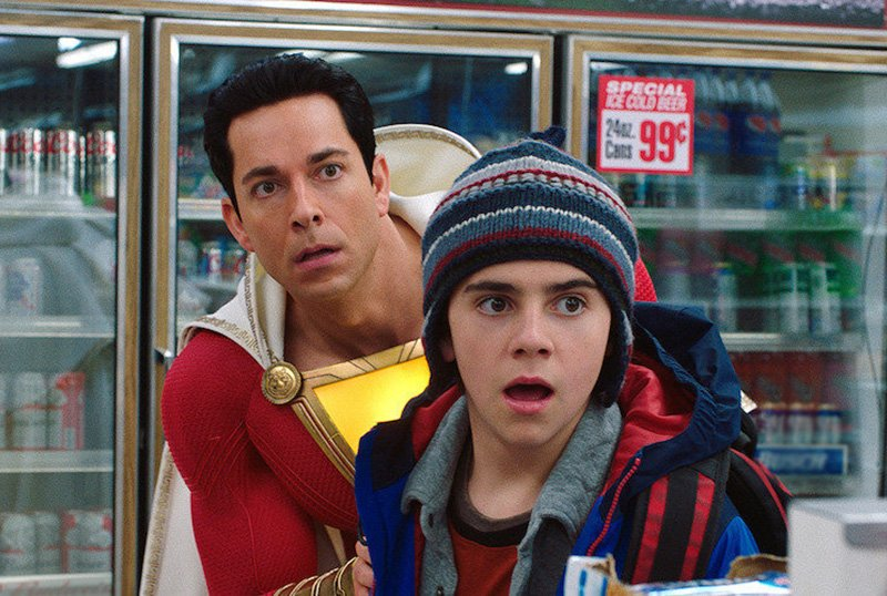 Shazam 2 Reportedly Set to Film Later This Year