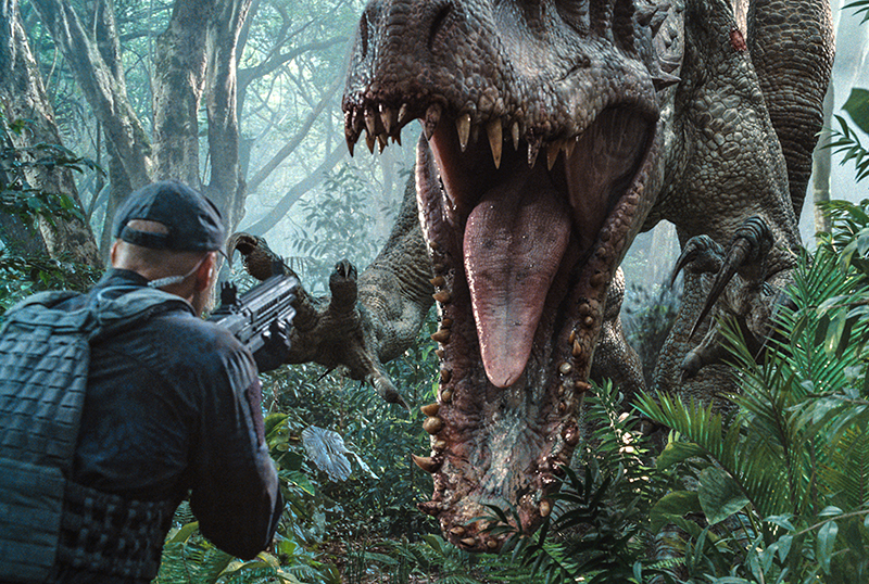 Universal Auctioning Jurassic World: Dominion Extra Role for Charity