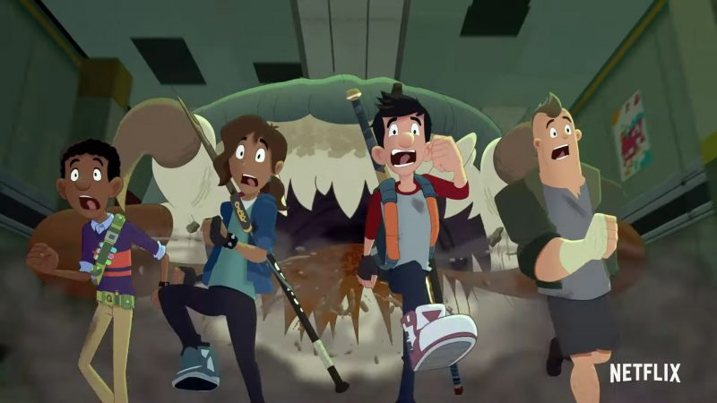The Last Kids on Earth Book 2 Trailer Takes You on a Quest Against Monsters & Zombies