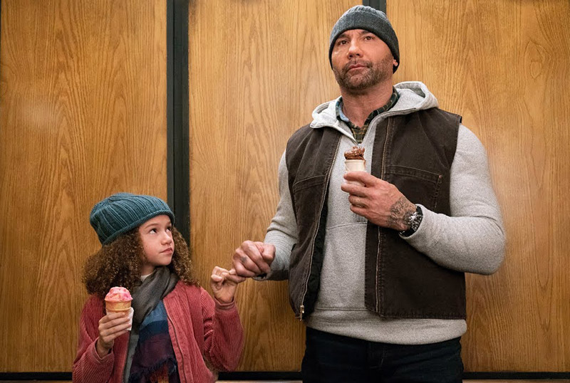 Amazon Studios Acquires Dave Bautista's My Spy for Streaming