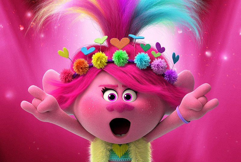 Trolls World Tour Arrives Today for Streaming