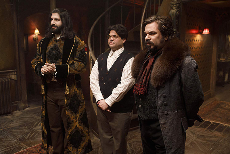 Mandatory Streamers: What We Do in the Shadows Returns!