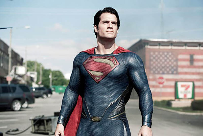 Henry Cavill in talks to play Superman again