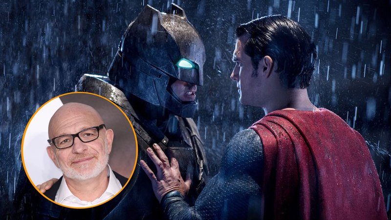 Akiva Goldsman Reveals His Really Dark Take On Batman V Superman