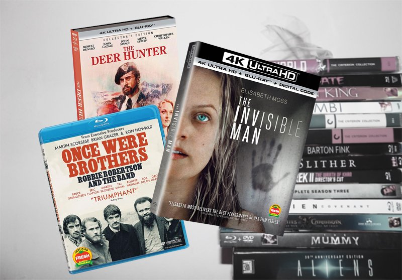 May 26 Blu-ray, Digital and DVD Releases