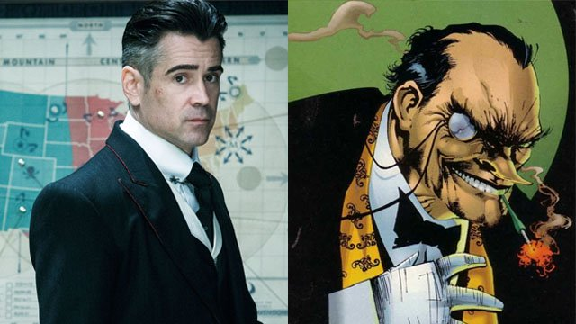 The Batman's Colin Farrell Teases 'Some Tasty Scenes' Involving Penguin