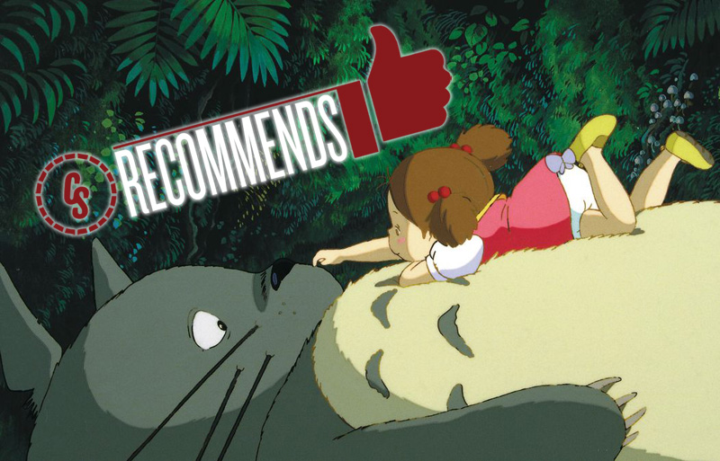 CS Recommends: My Neighbor Totoro, Plus Books, Podcasts & More!