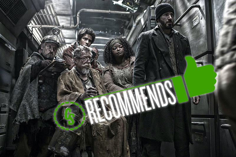 CS Recommends: Snowpiercer, Plus Books, Comedy & More!