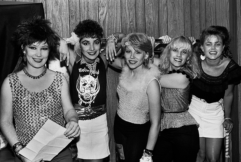 Showtime Announces Premieres of Go-Go's & Belushi Documentaries!