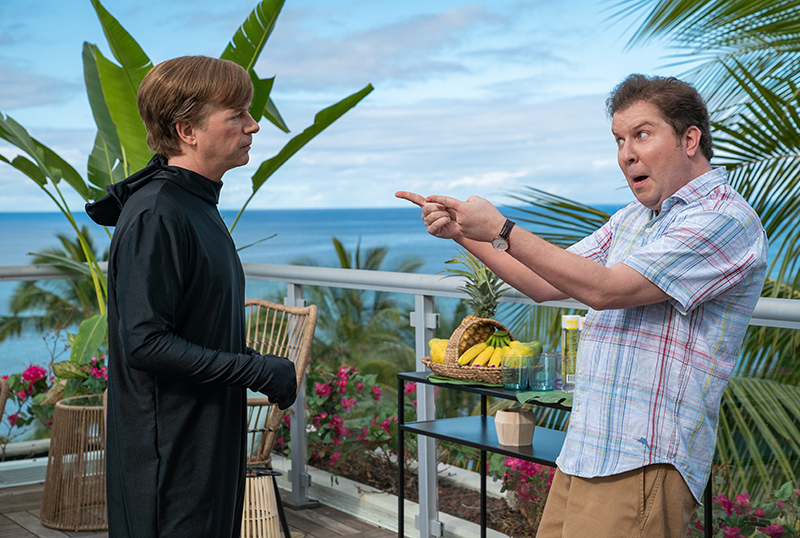 CS Interview: Nick Swardson on The Wrong Missy