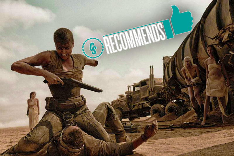CS Recommends: Mad Max: Fury Road Plus Comedy & More!