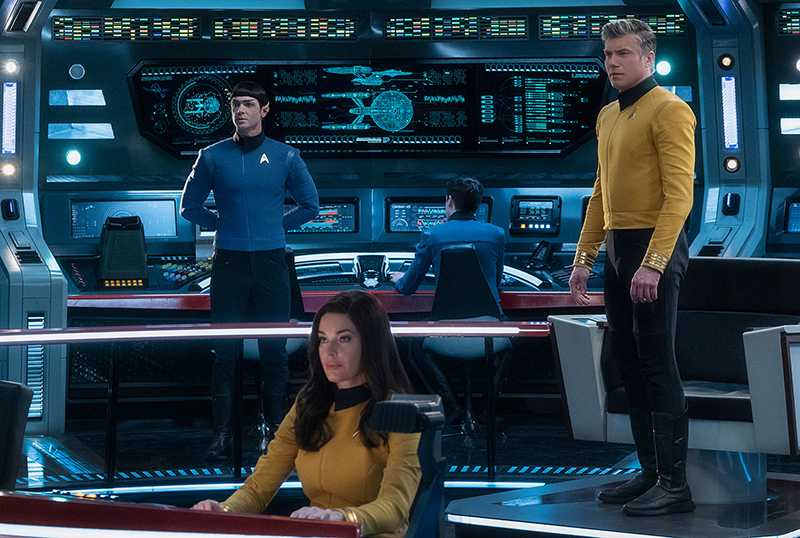 Star Trek: Strange New Worlds in Development on CBS All Access