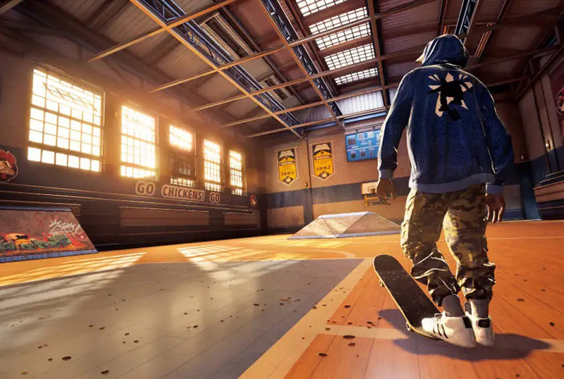 Tony Hawk's Pro Skater 1 And 2 Being Remastered for PS4, Xbox One & PC!
