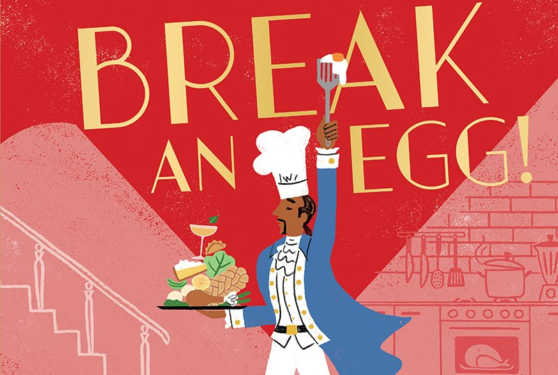 Disney Unveils Broadway Cookbook With Hamilton-Inspired Recipes & More!