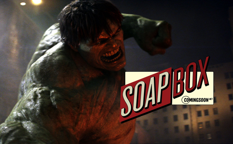 CS Soapbox: What If The Incredible Hulk is a Multiverse Movie?