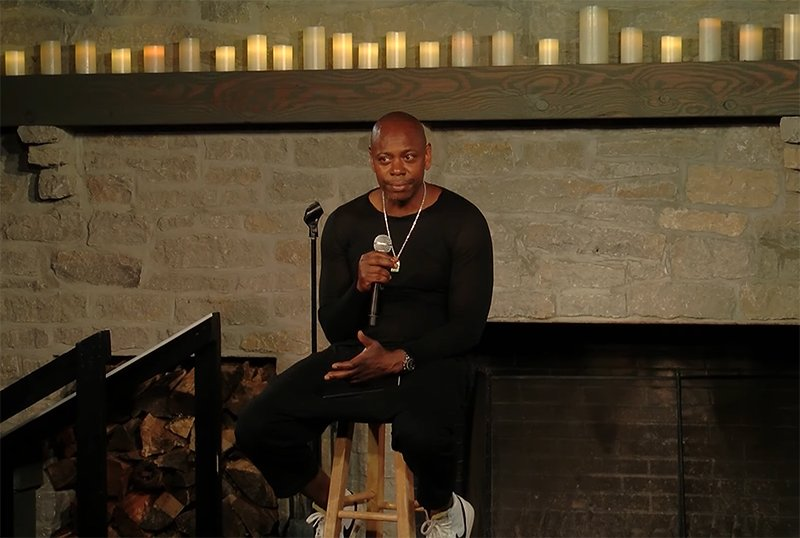Lines From Chappelle's Surprise George Floyd Show