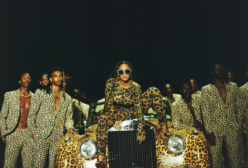 Black is King Trailer For Beyonce's New Visual Album for Disney+