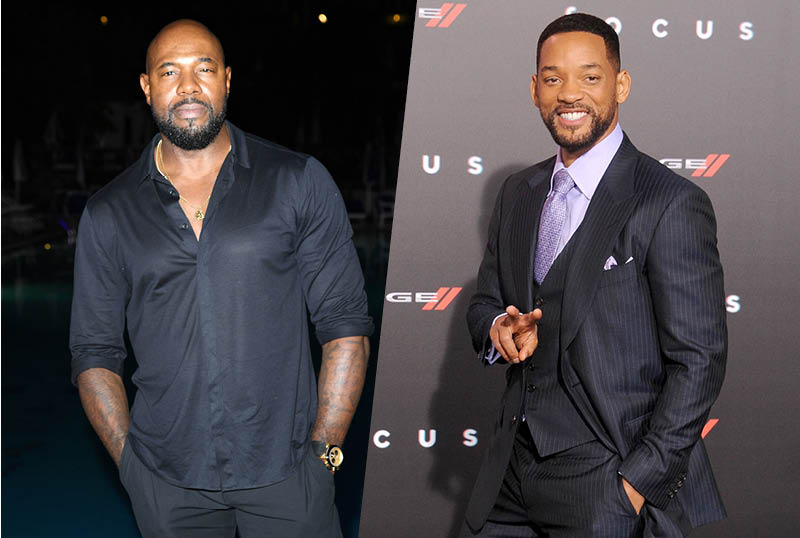 Antoine Fuqua to Direct Will Smith in Emancipation