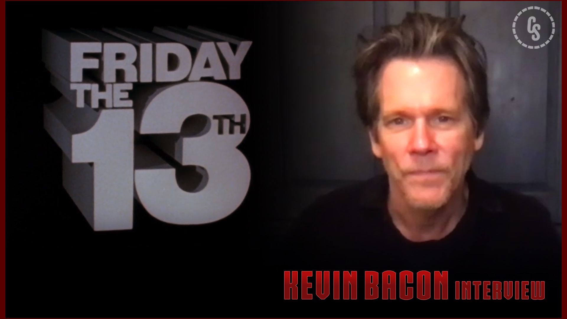 Exclusive: Kevin Bacon Reflects on Friday the 13th 40th Anniversary