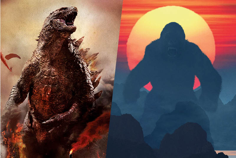 Godzilla vs. Kong Receives PG-13 Rating From MPAA