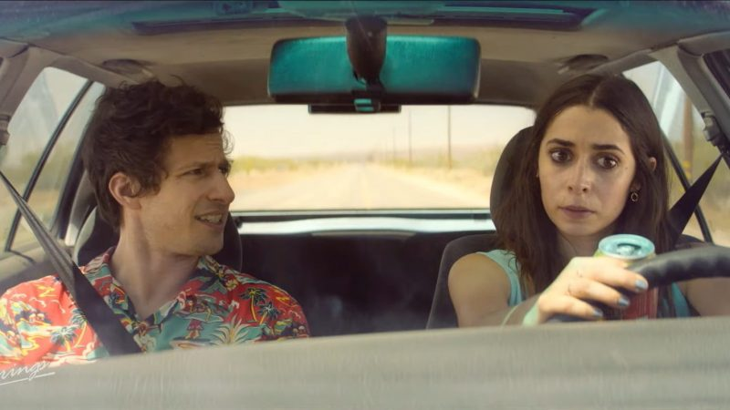 Palm Springs Trailer Starring Andy Samberg & Cristin Milioti