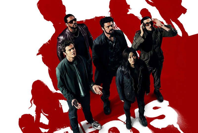 The Boys Season 2 Premiere Date & Poster Released!