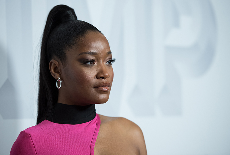 Alice: Keke Palmer to Star in Historical Thriller Inspired by True Events