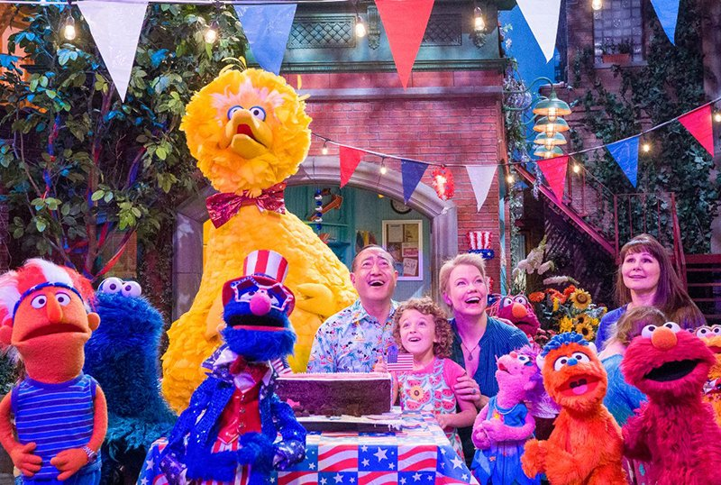 HBO Unveils July Episodes of Sesame Street!