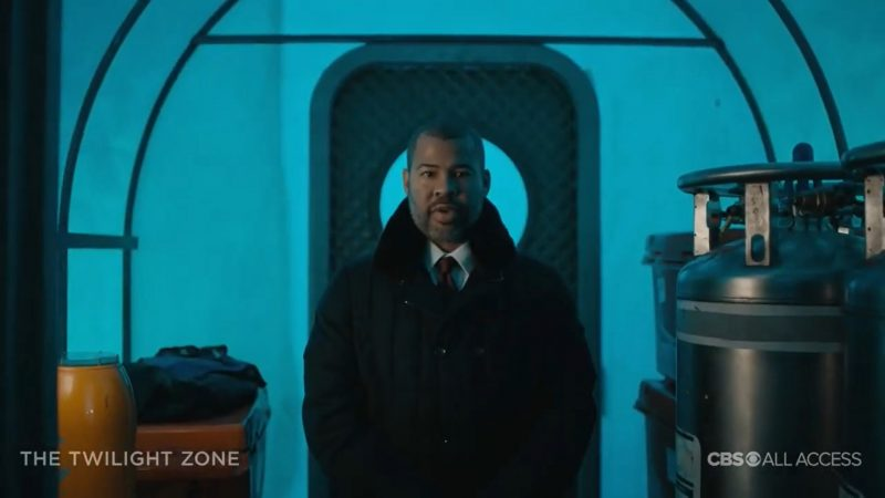 New The Twilight Zone Season 2 Promo Features Jordan Peele