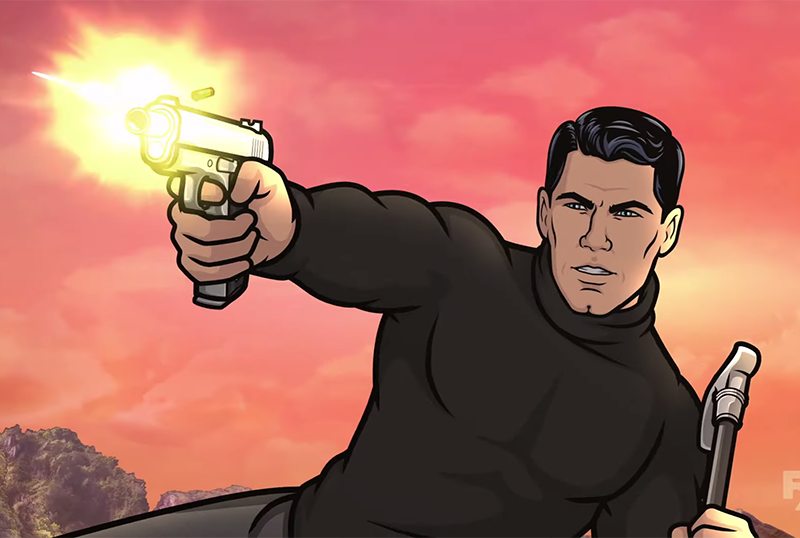 Archer Season 11 Official Trailer: He's Awake and Back in the Spy Game!